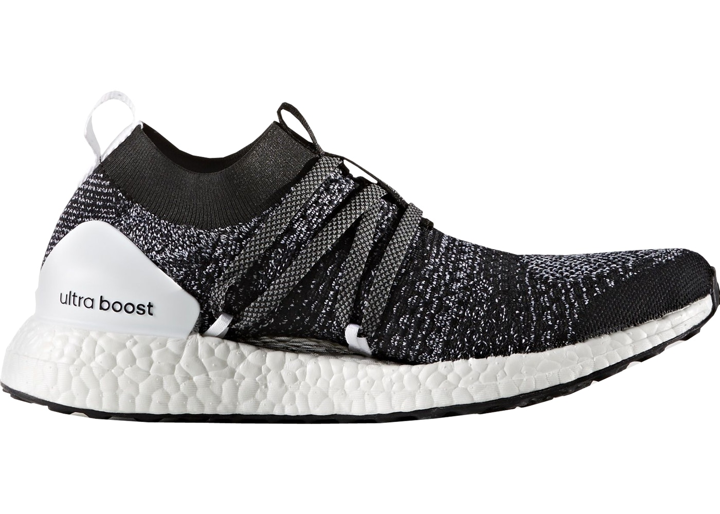 a24a9a8d5 adidas Ultra Boost X Stella McCartney Black White (W) - BB5512