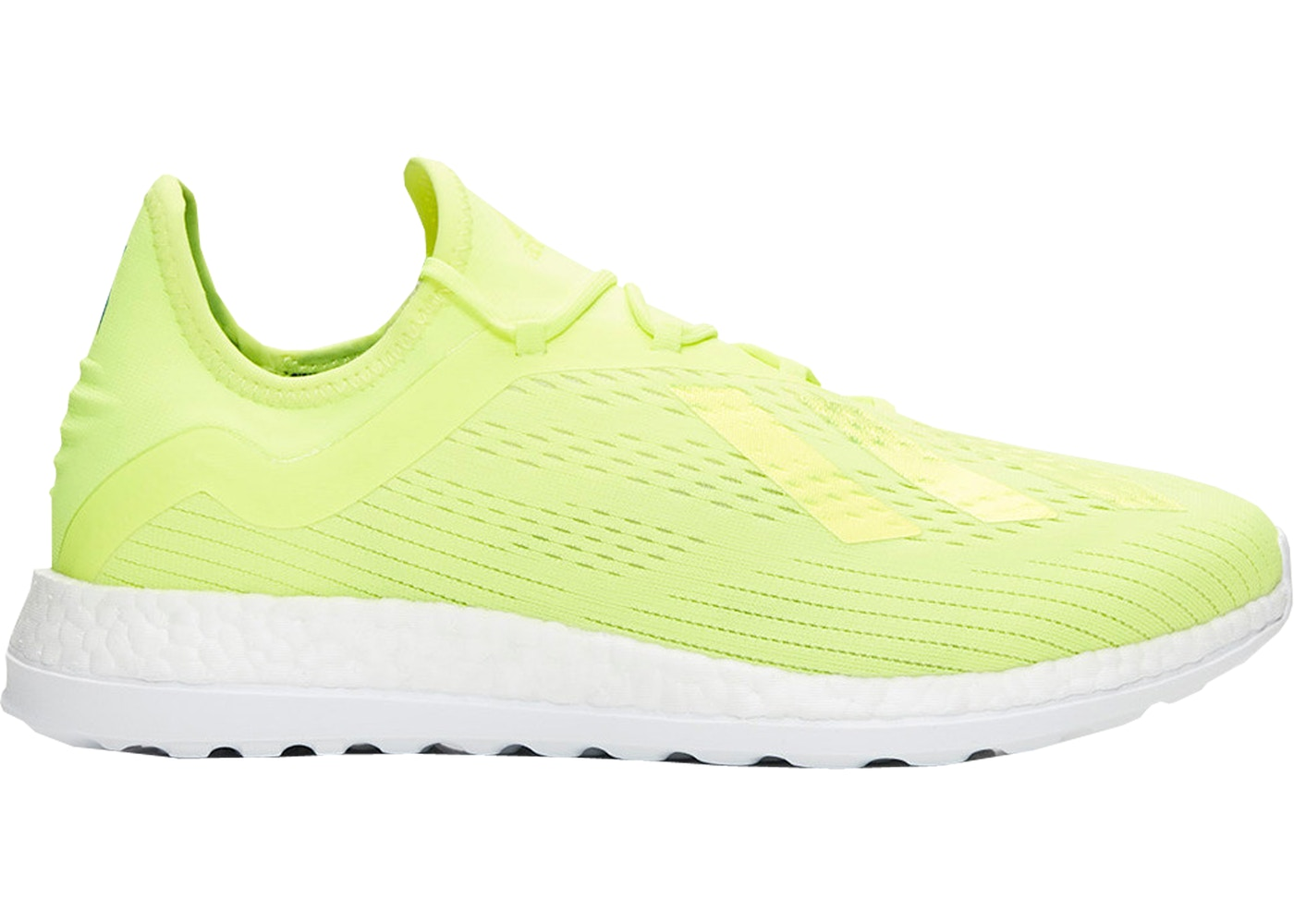 premium selection cc6c4 c9d4f adidas X 18+ TR World Cup 2018 Sonic Yellow