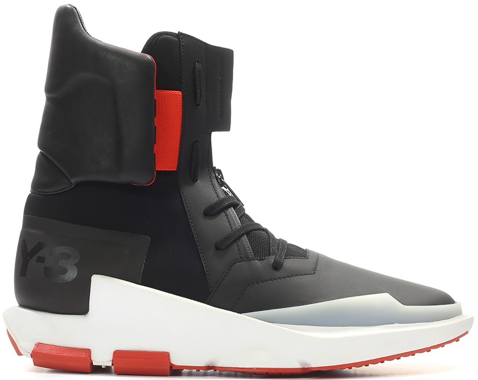adidas Y-3 Noci 0003 Black Red