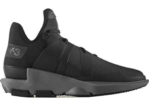 check out 8ab17 fa151 adidas Y-3 Noci Low Black Grey