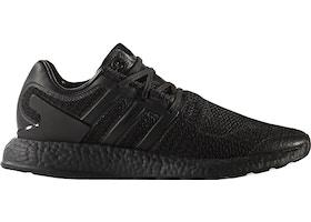 97df3bd101589 adidas Y-3 Pureboost Triple Black - CP9890