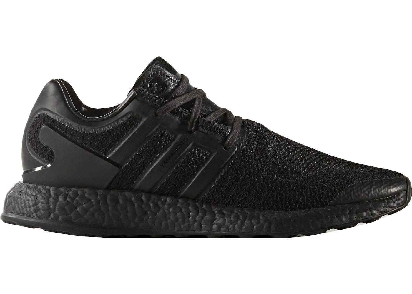 6d50ed419eed adidas Y-3 Pureboost Triple Black - CP9890