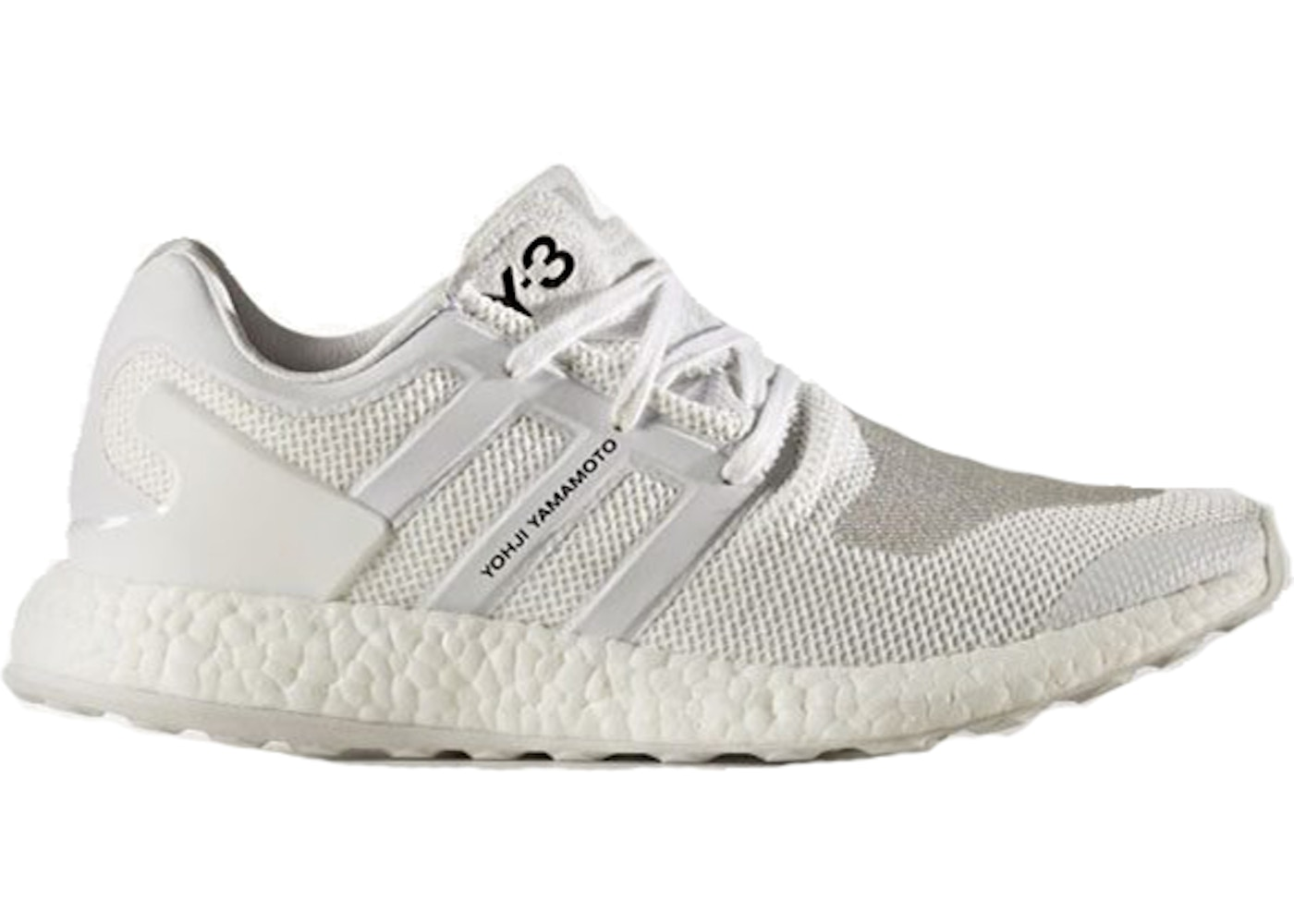 6b9b60ce4 Y-3 Pureboost Triple White - BY8955