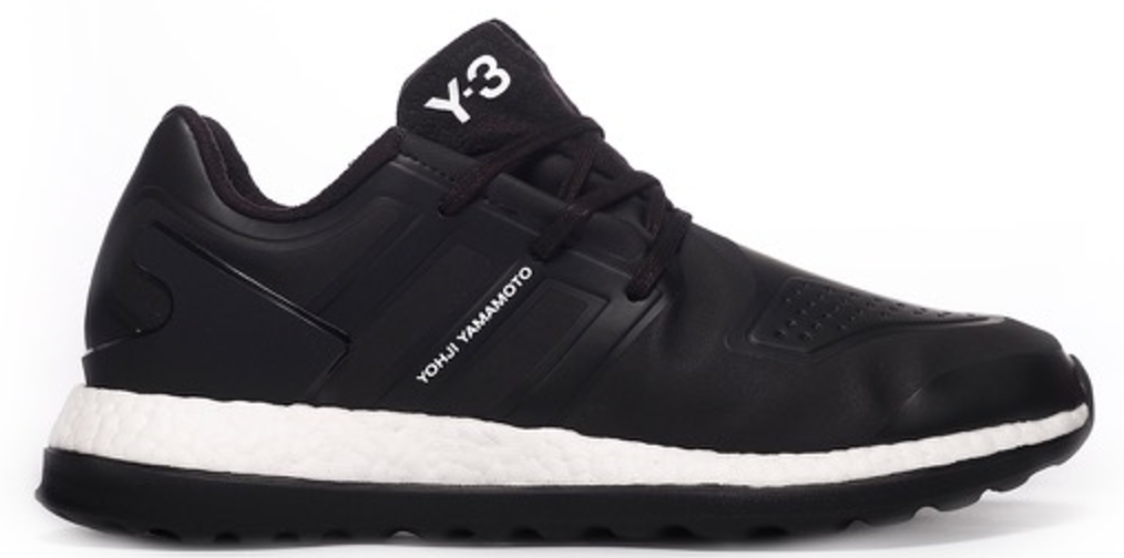 Y-3 Pure Boost ZG Core Black