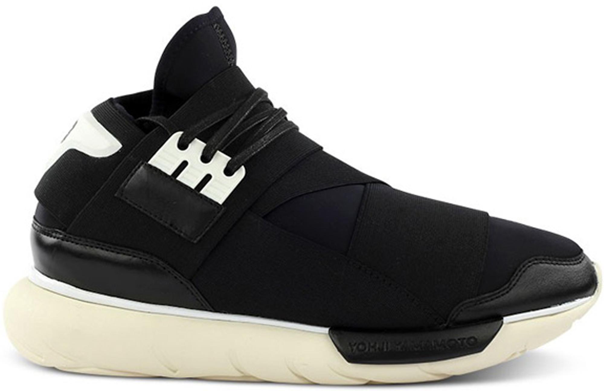 adidas Y-3 Qasa High Black Cream