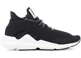 ad3361c68171 adidas Y-3 Saikou Black White - AC7196