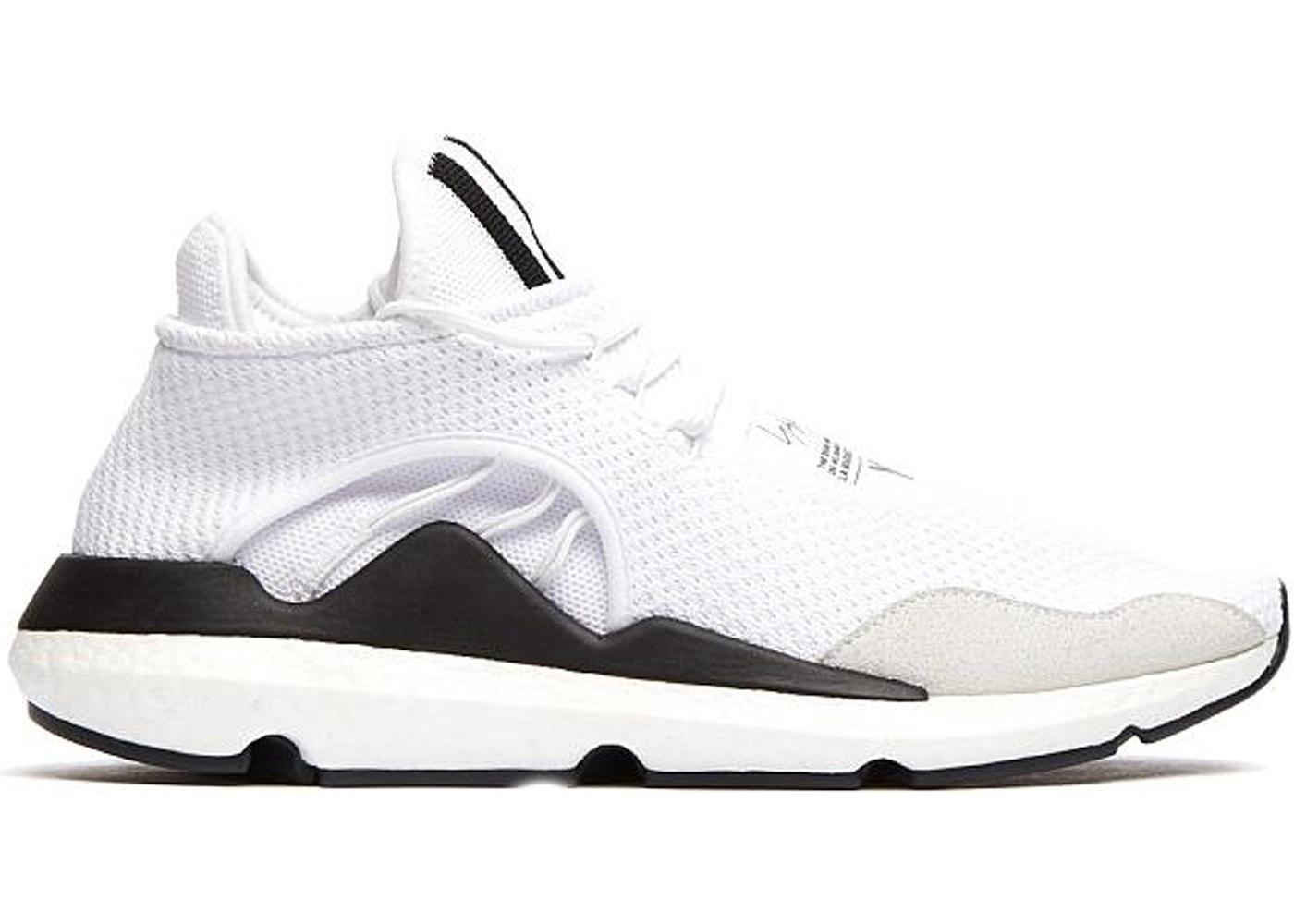 1ede773d2 adidas Y-3 Saikou White Black - AC7195