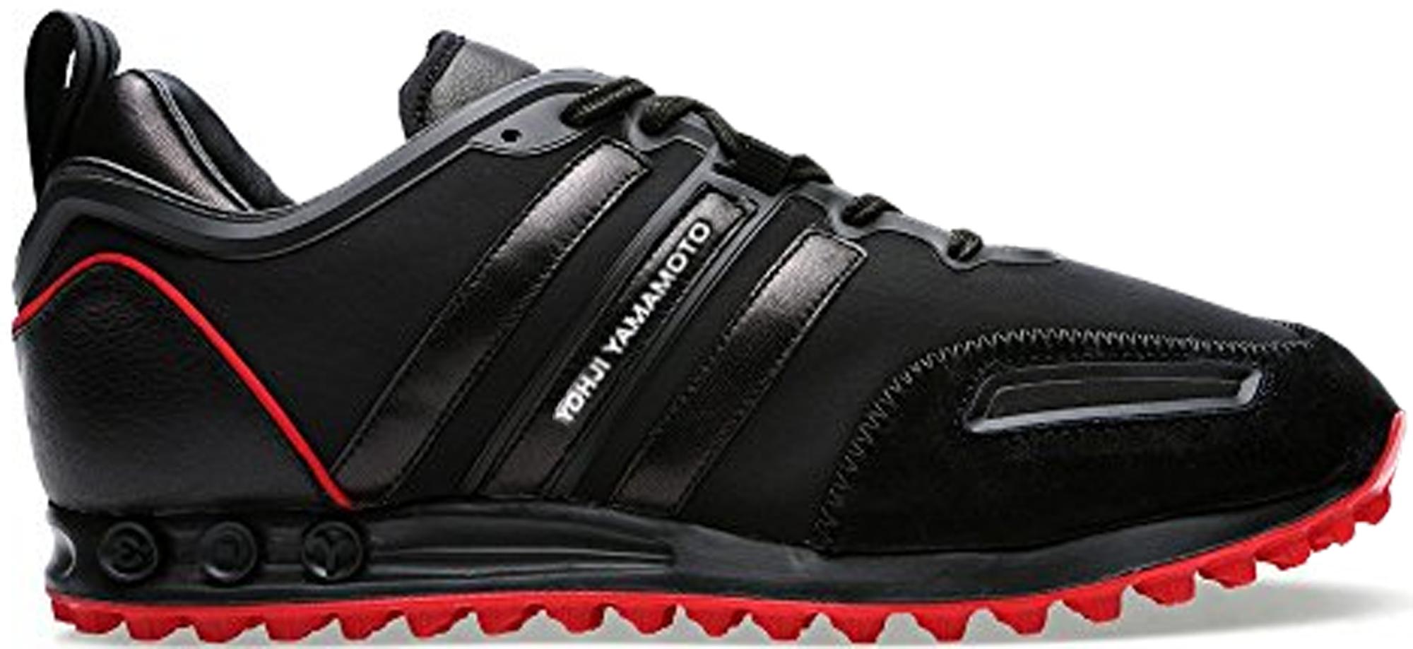 adidas Y-3 Tokio Trainer Black Red