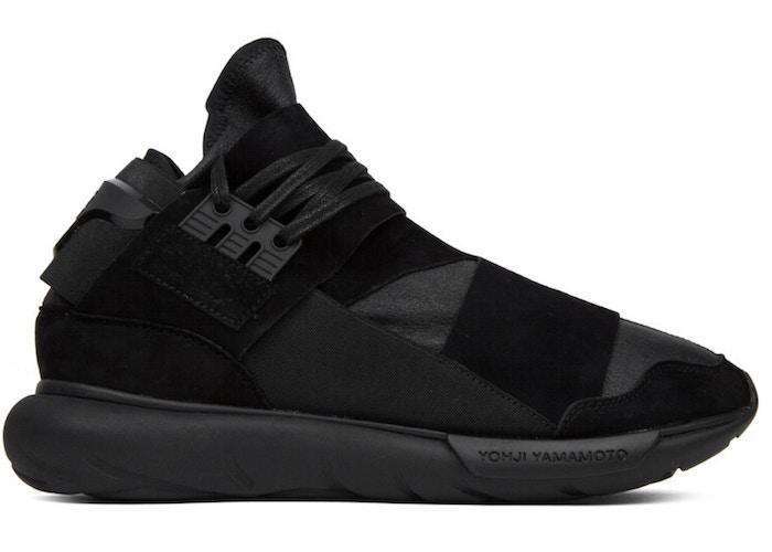 Y3 Qasa High Lux Triple Black