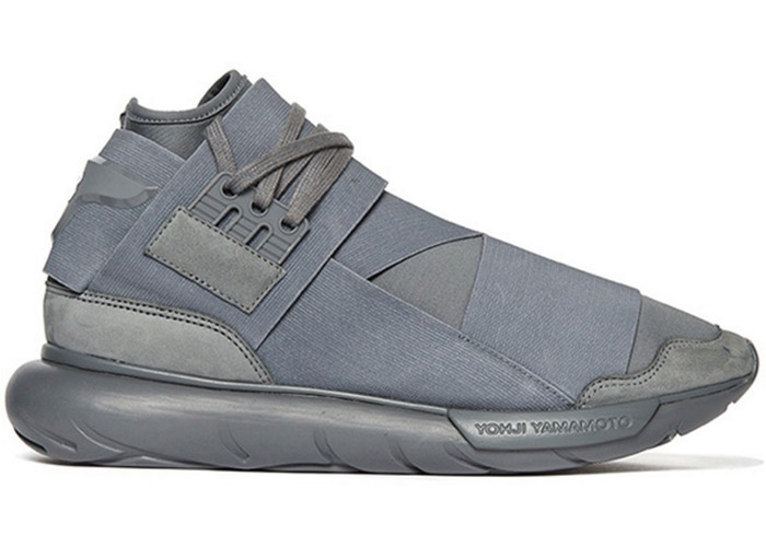 Y3 Qasa High Vista Grey