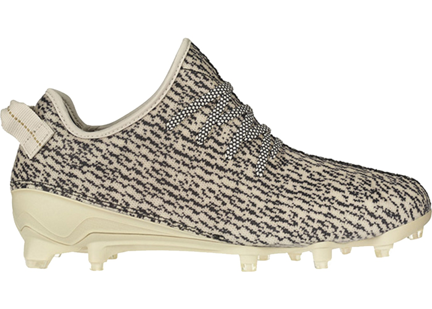 4538df3fe adidas Yeezy 350 Cleat Turtledove - B42410