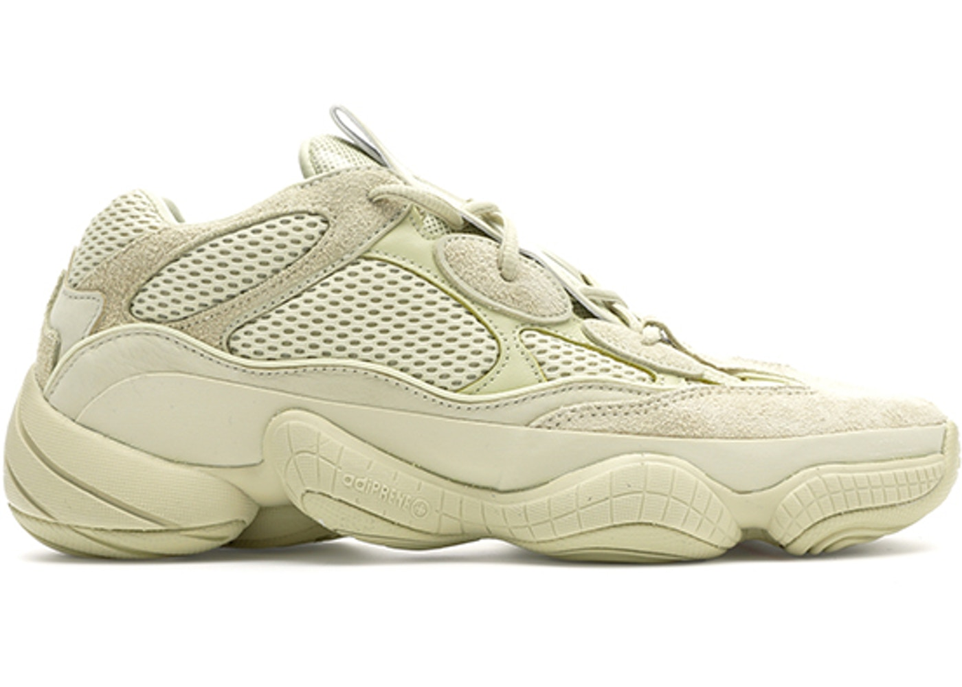 new arrival ba6a7 b857b adidas Yeezy 500 Super Moon Yellow