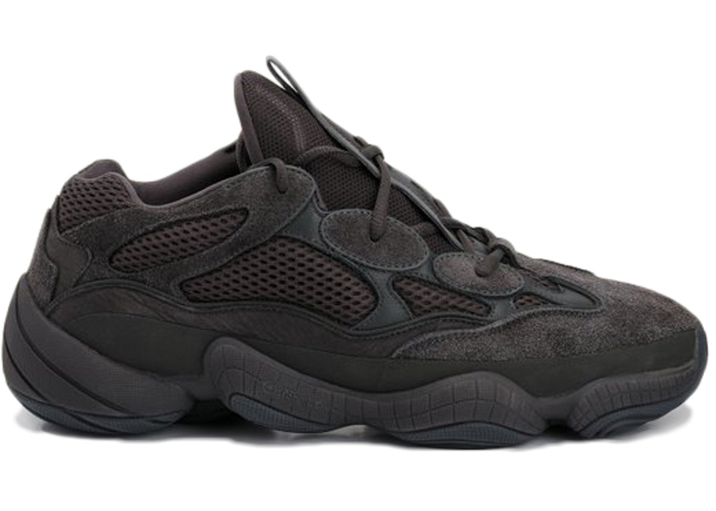 official photos 3c9c1 d88b9 adidas Yeezy 500 Shadow Black (Friends & Family) - Sneakers