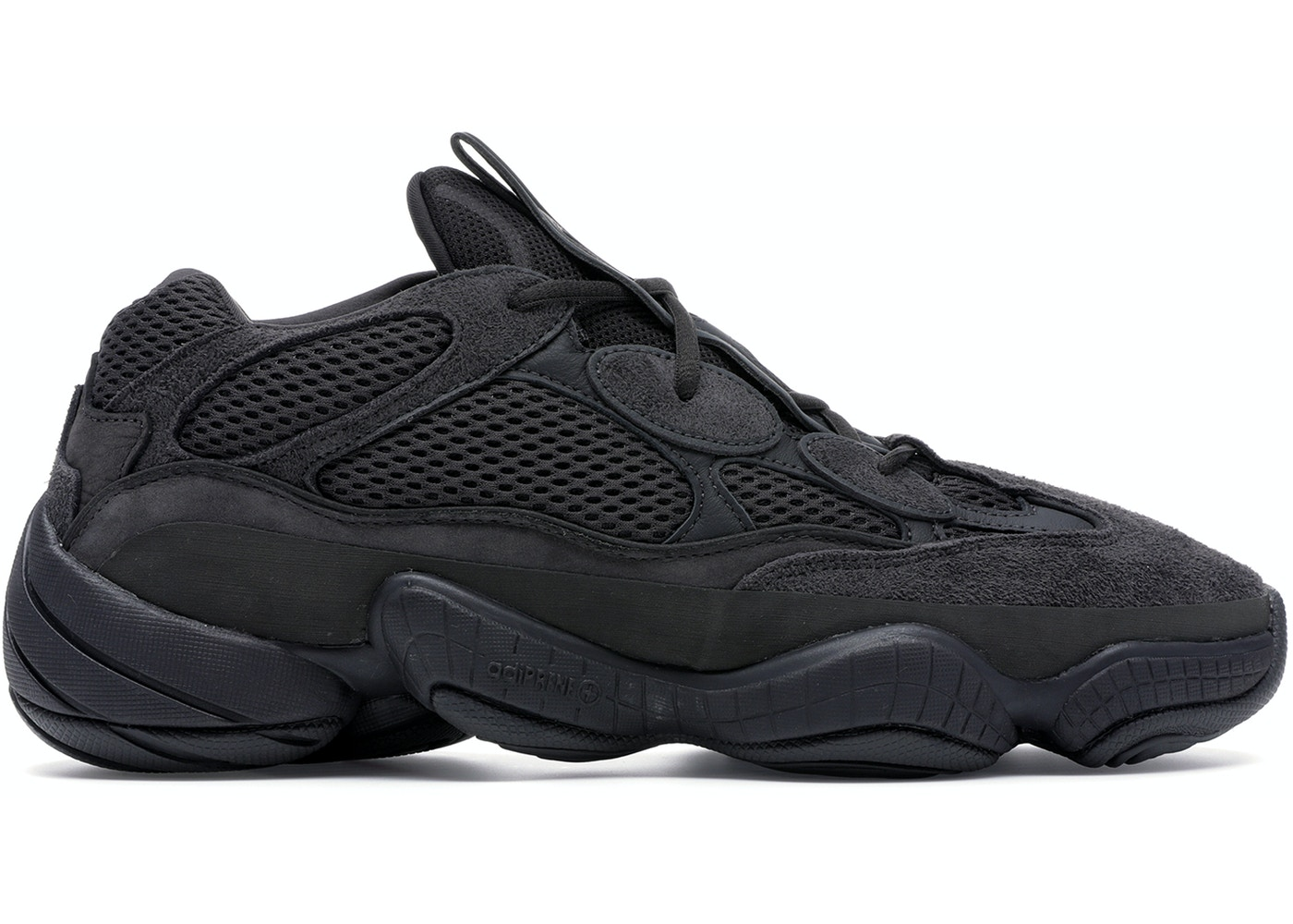 buy popular bbcee 55e1f adidas Yeezy 500 Utility Black