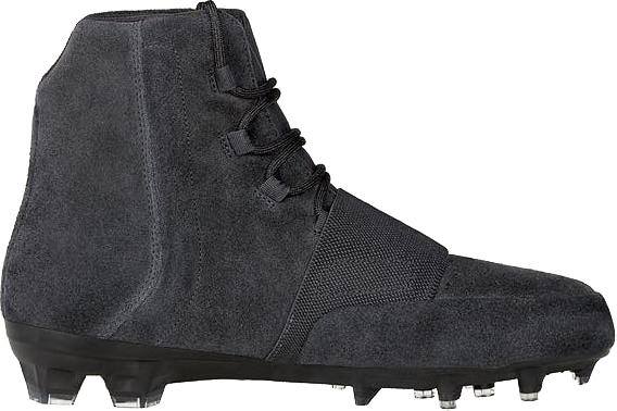 adidas Yeezy 750 Cleat Black
