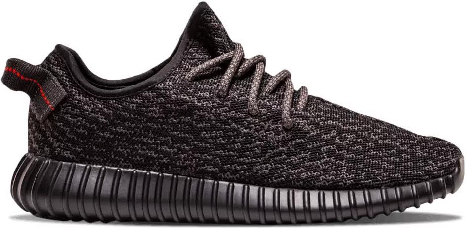 yeezy boost 350 black pirate