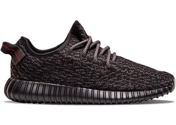 58ad485b37d50 adidas Yeezy Boost 350 Pirate Black (2015) - AQ2659