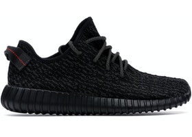 purchase cheap f3d67 2ee4b adidas Yeezy Boost 350 Pirate Black (2016)