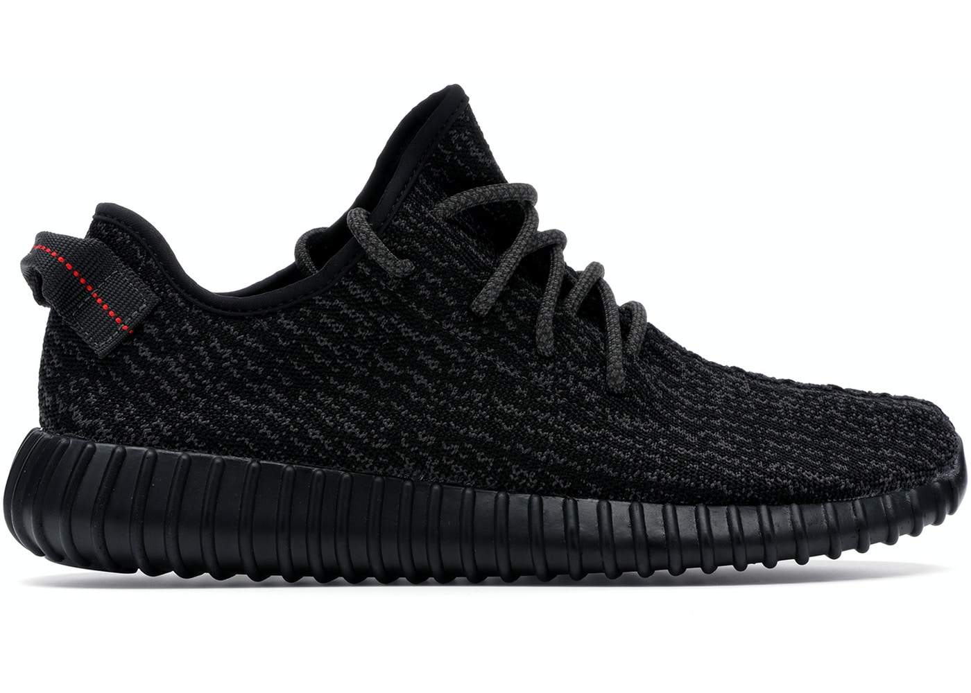 sports shoes 2bbec c4c70 adidas Yeezy Boost 350 Pirate Black (2016) - BB5350