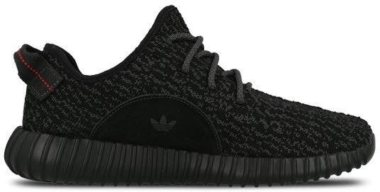 adidas Yeezy Boost 350 Pirate Black (2016)