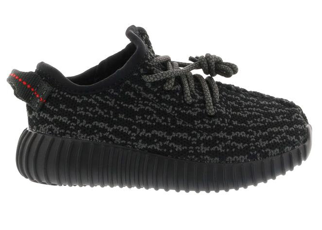 yeezy shoes pirate black