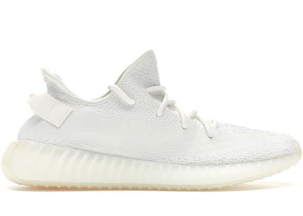 c6bc867ac489 adidas Yeezy Boost 350 V2 Cream Triple White - CP9366