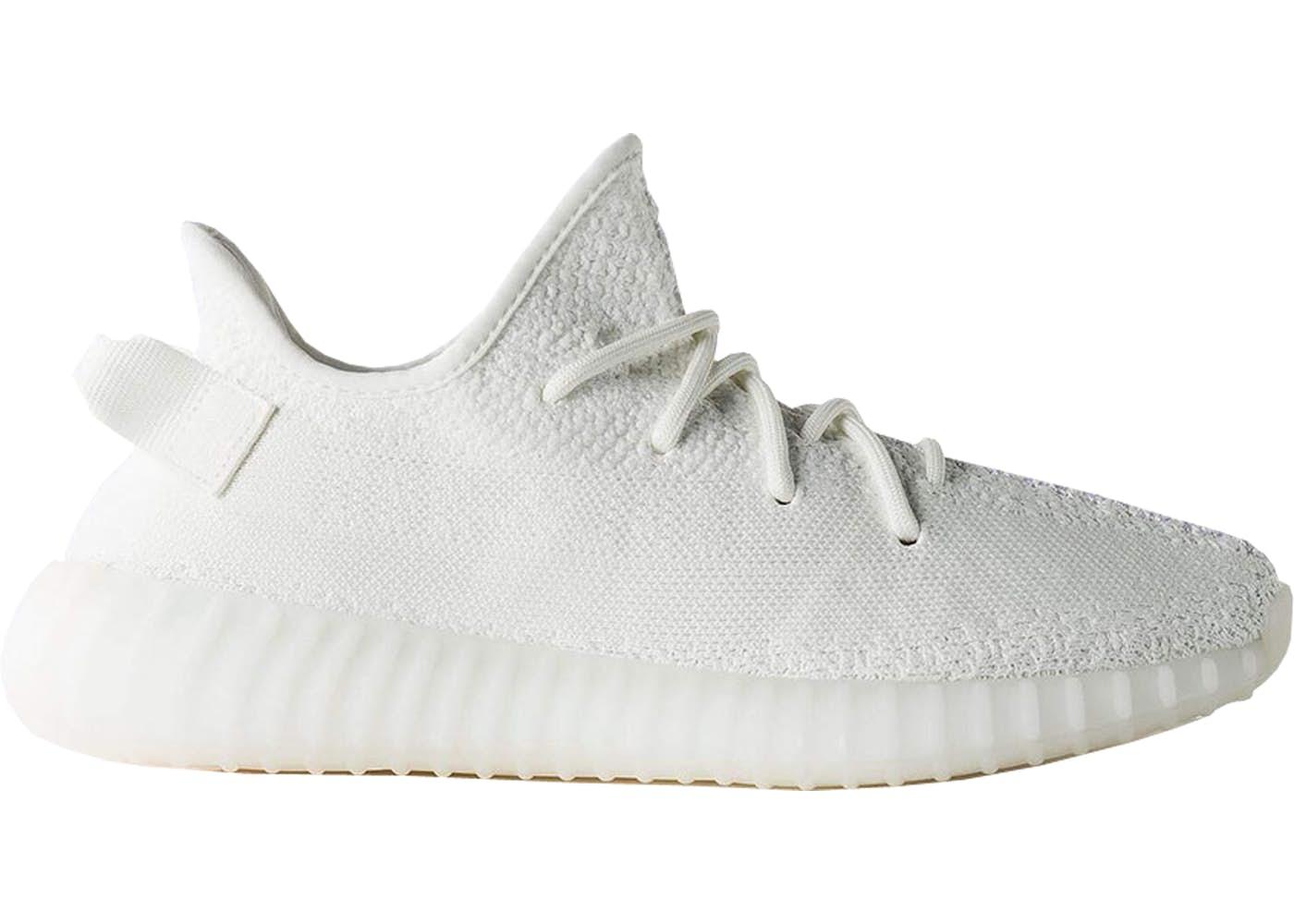 f2d7880cf adidas Yeezy 350 Boost V2 Cream   White Sneaker Myth