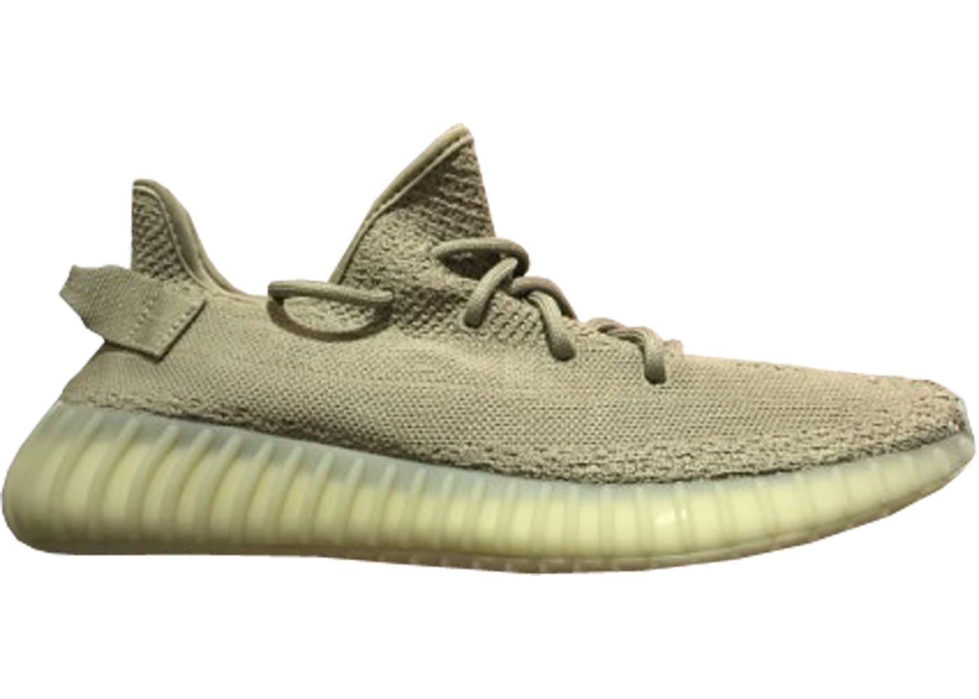 adidas yeezy dark green