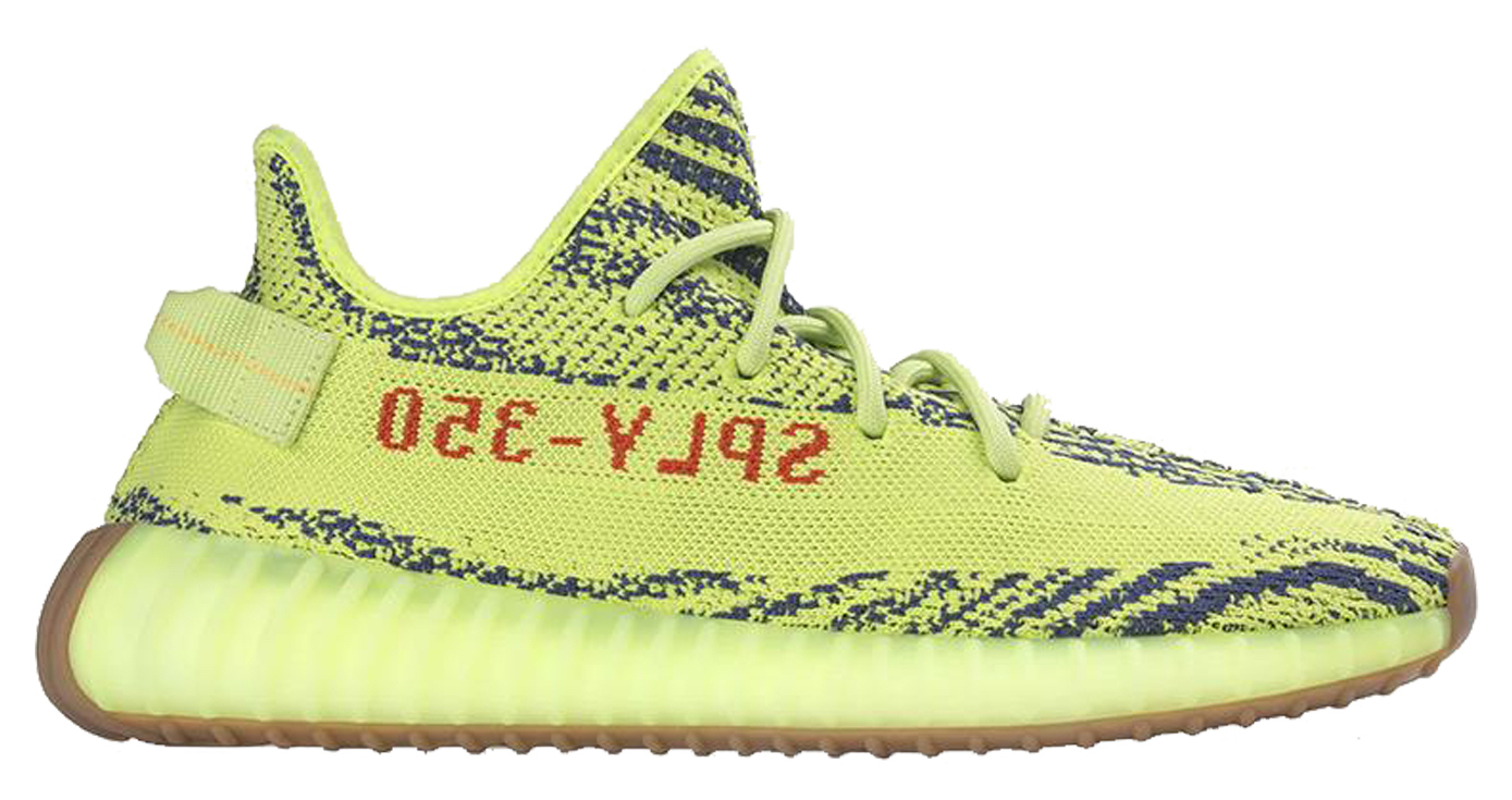 adidas yeezys yello