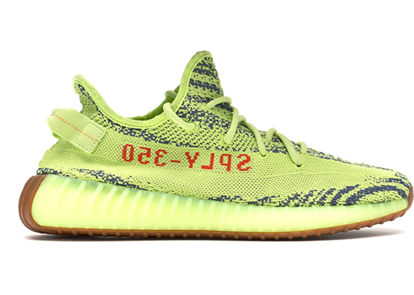 727935c87afa6 adidas Yeezy Boost 350 V2 Semi Frozen Yellow - B37572