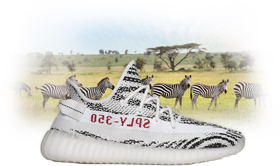 72% Off Yeezy boost 350 v2 'Zebra' sply 350 solar red infant sizes