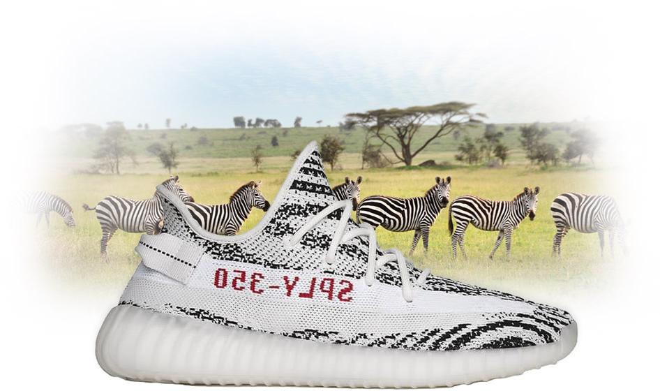 72% Off Yeezy boost 350 v2 'Zebra' sply 350 solar red infant sizes
