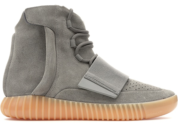b34b139288f adidas Yeezy Boost 750 Light Grey Glow In the Dark