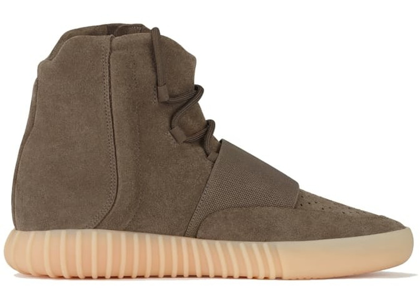 6d9acbcf7db8ed adidas Yeezy Boost 750 Light Brown Gum (Chocolate) - BY2456
