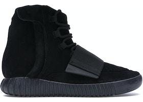 finest selection 3d8d8 d4e87 adidas Yeezy Boost 750 Triple Black