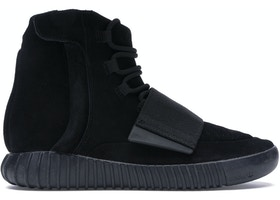finest selection dbb59 8d124 adidas Yeezy Boost 750 Triple Black
