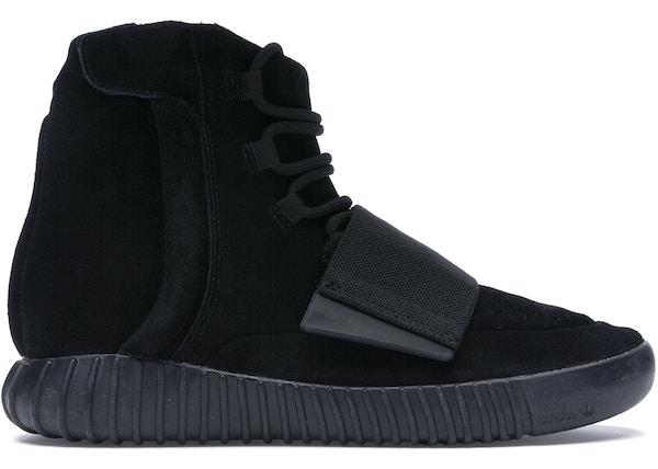 wholesale dealer a5821 ed541 adidas Yeezy Boost 750 Triple Black - BB1839