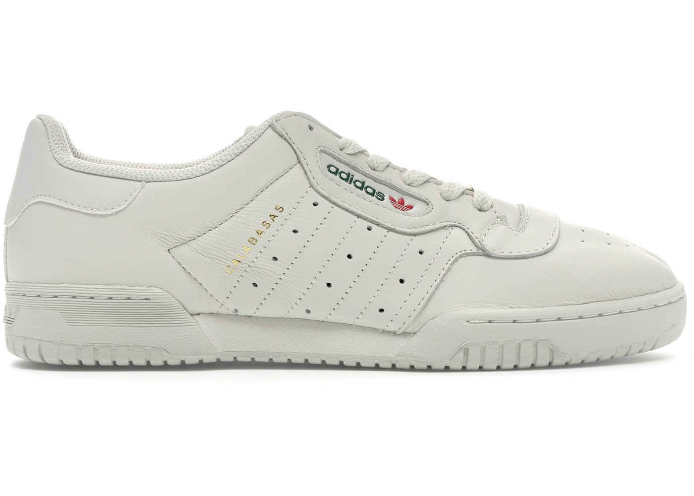 982e098db78c adidas Yeezy Powerphase Calabasas Core White