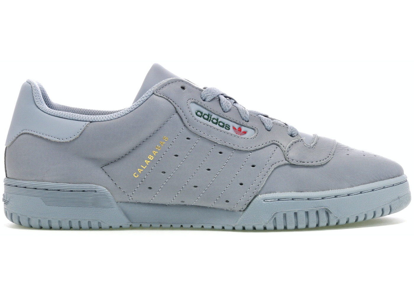 new style 8dff1 77bf4 adidas Yeezy Powerphase Calabasas Grey - CG6422