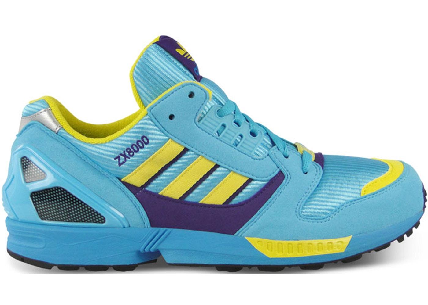 adidas ZX 8000 | Adidas zx 8000, Adidas torsion
