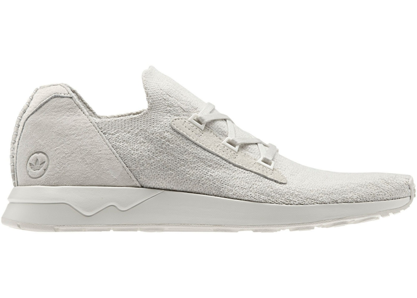Adidas Zx Flux Adv X Mens Off White Shoes | Adidas zx flux