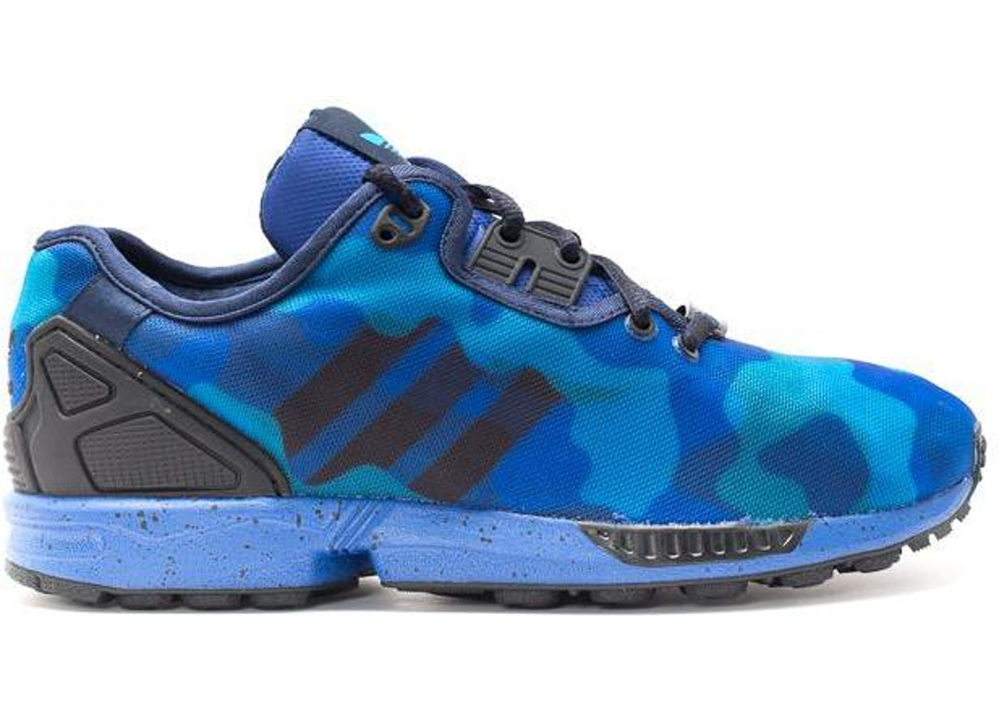 ccec46d65c21b Sell. or Ask. Size --. View All Bids. adidas ZX Flux Decon Blue Camo