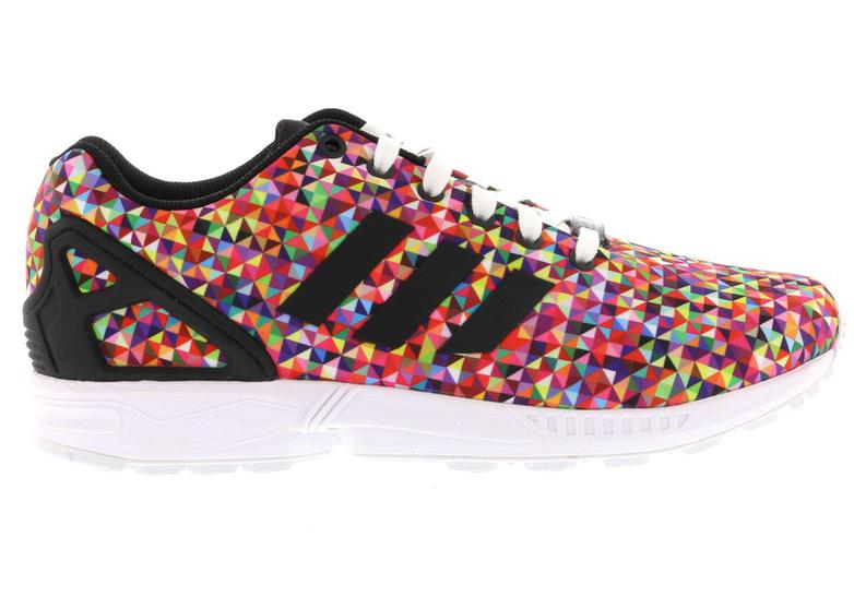 adidas ZX Flux Multi-Color Prism - M19845