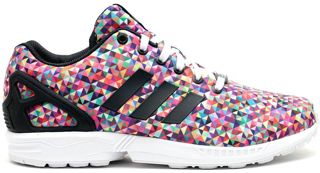 adidas ZX Flux Multi-Color Prism