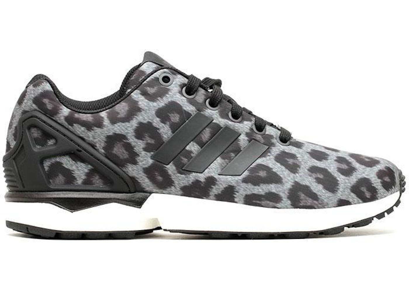 adidas zx flux pattern pack snow leopard. Black Bedroom Furniture Sets. Home Design Ideas