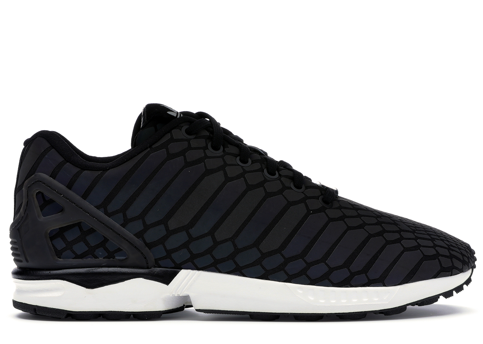 purchase cheap first rate top quality Zx Flux Xeno All Star Black in Core Black/Black/White/Reflective