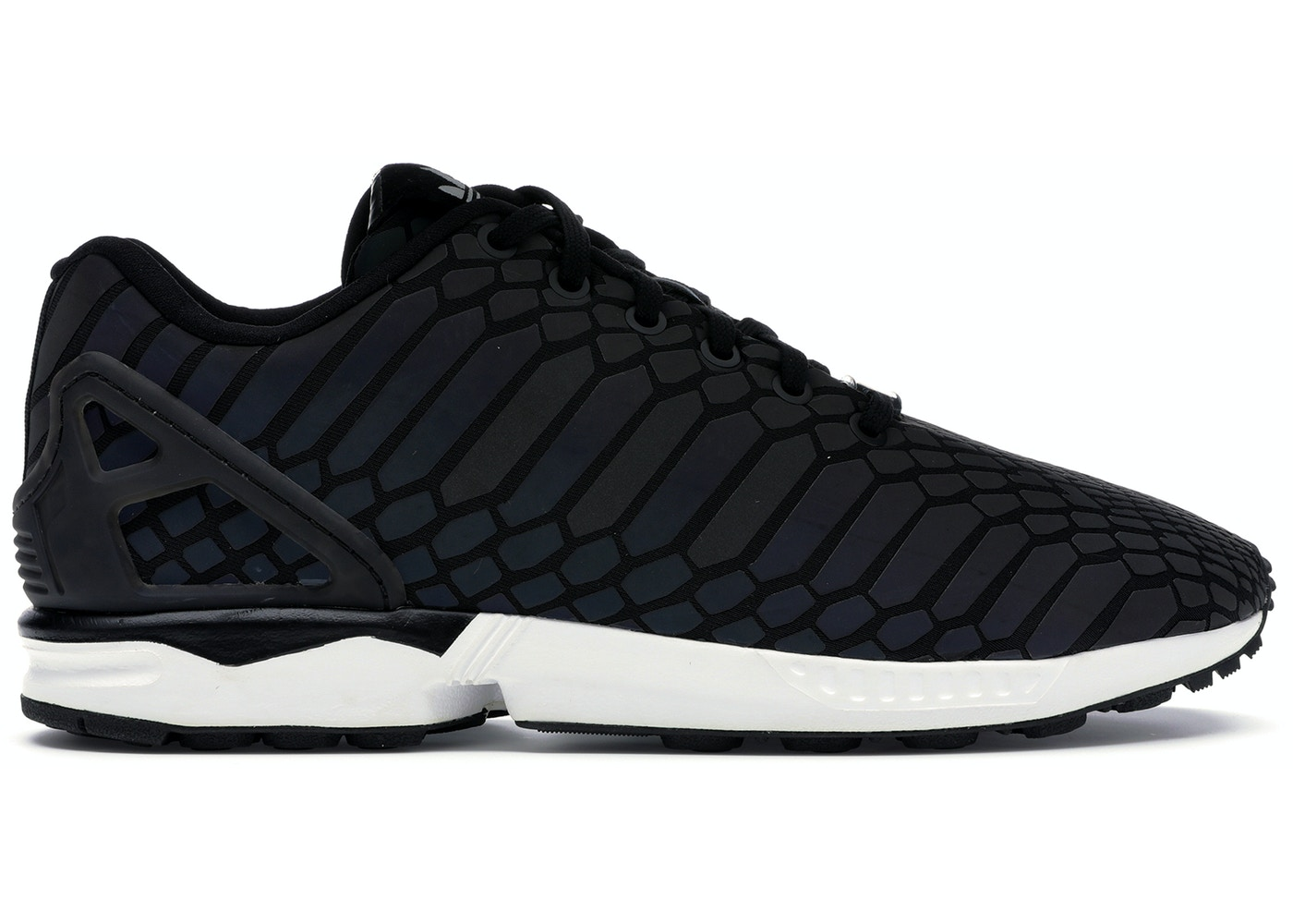 half off bda66 e97c1 adidas ZX Flux Xeno All Star Black