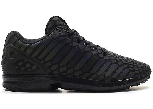 adidas zx flux xeno black