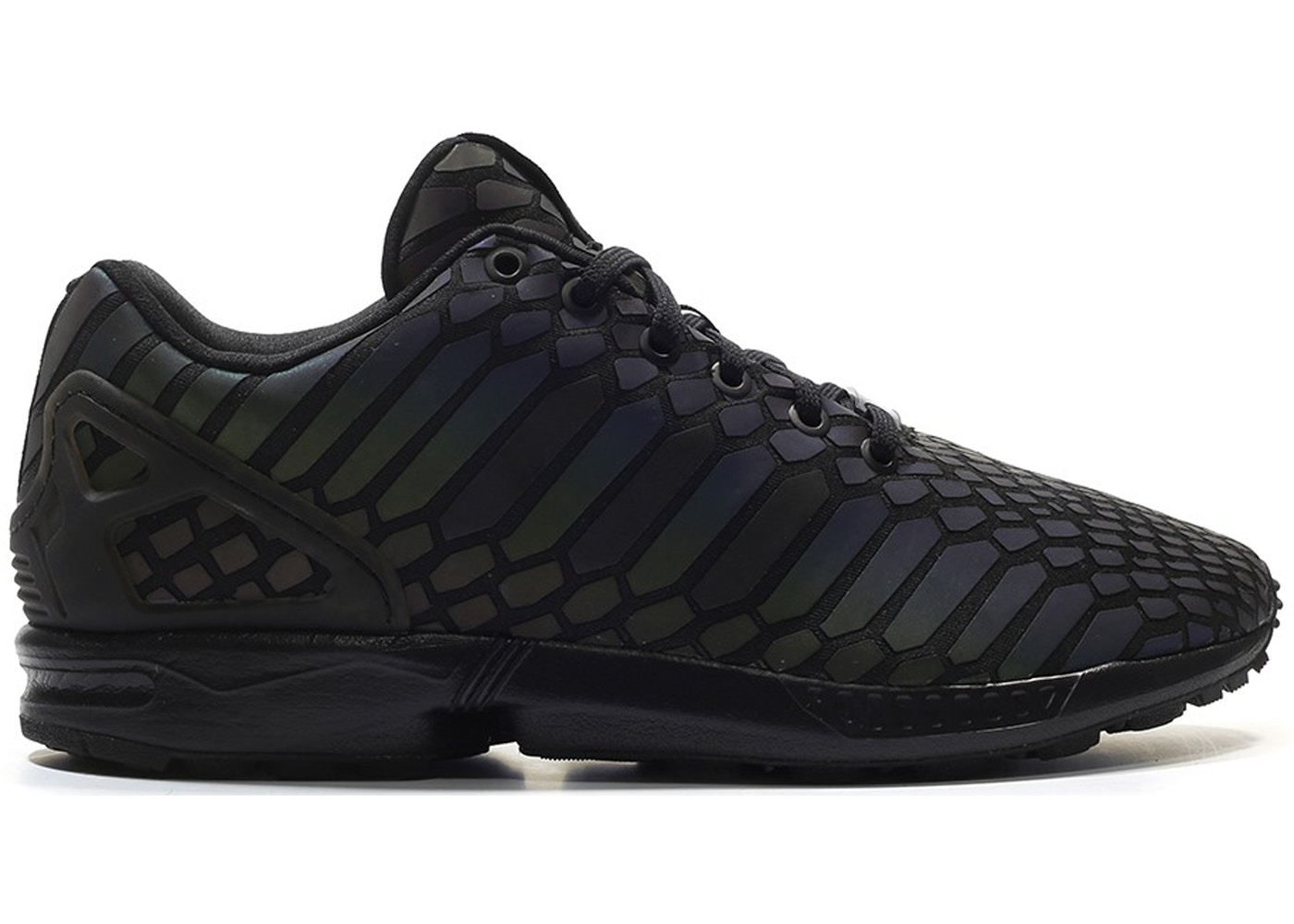 innovative design b3541 cb0e9 adidas ZX Flux Xeno Black