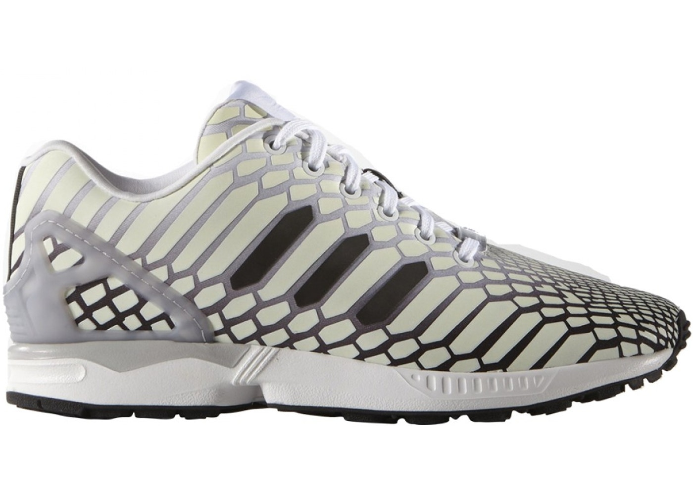 finest selection 1b364 a9f8b adidas ZX Flux Xeno Green